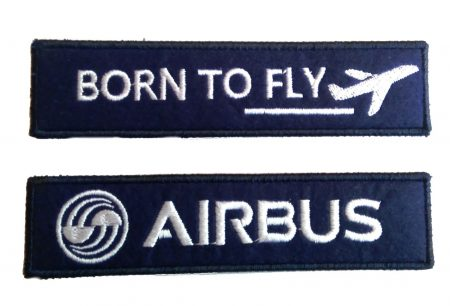 Pilot embroidery keychain (4)