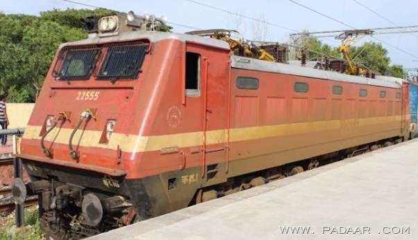 Indian railway Locomotive engine codes decoded/deciphered