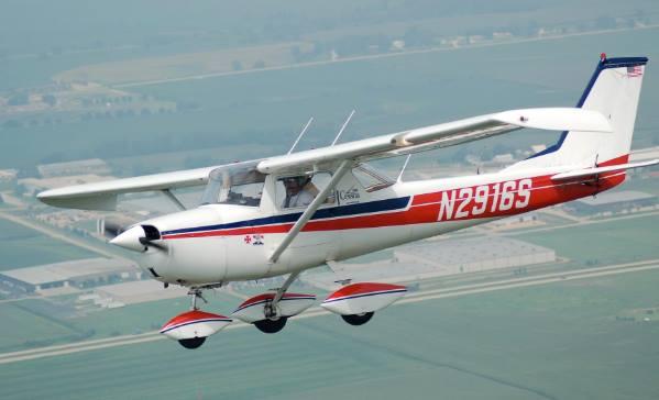Cessna C150D, C150K, C150M owners' manual pdf free download
